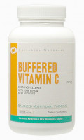 Антиоксиданты Universal Buffered Vitamin C 1000 мг 100 таб.