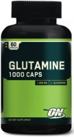 Глютамин Optimum nutrition Glutamine caps 60 капс.