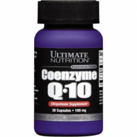 Антиоксиданты Ultimate Nutrition Coenzyme Q-10 30 капс.