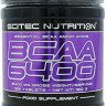 BCAA Scitec Nutrition BCAA 6400 125 таб.
