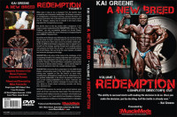 "DVD Kai Greene ""Redemption"""