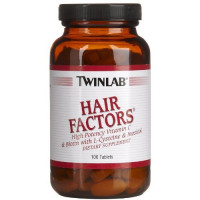 Витамины Twinlab Hair Factors 100 таб.